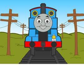 #14 untuk Design the Head Carriage of a Toy Train oleh wwwanukul