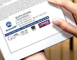 Nro 54 kilpailuun Redesign Email Signature käyttäjältä abcmagura