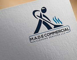 anik750 tarafından Need logo done for Cleaning Business. Company name is M.A.D.E Commercial Cleaning Services LLC. Company cleans offices in commercial buildings such as banks, daycares, doctor offices, corporate offices, schools.  Vacuums, brooms and mops are used. için no 29