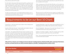 #13 for BEST HOMEPAGE DESIGNER FOR WEBSITE--EASY MONEY by bishnoianilakb