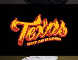 Nro 298 kilpailuun Texas t-shirt design contest käyttäjältä DaveWL