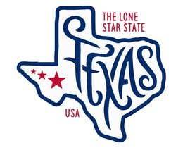 Nro 292 kilpailuun Texas t-shirt design contest käyttäjältä airinbegumpayel