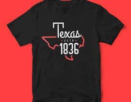#93 para Texas t-shirt design contest de AfdanZulhi