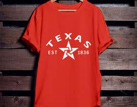 #152 for Texas t-shirt design contest by arafath102525