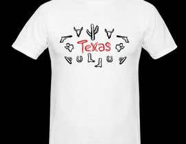 #39 for Texas t-shirt design contest by HohoDesign