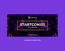 #275 for Design us an amazing digital banner for an event conference by joengn