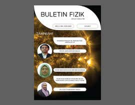 #17 for Design a Simple Template for Academic Bulletin by jonyparvez