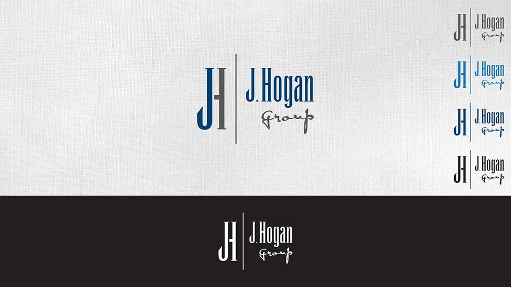 Proposition n°                                        60                                      du concours                                         J Hogan Group Logo