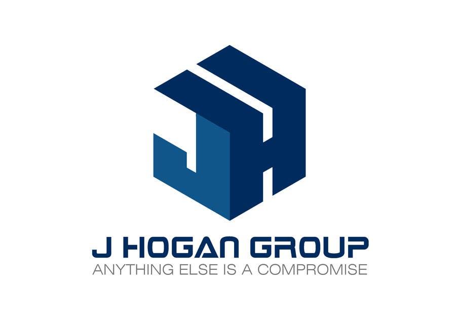 Proposition n°                                        41                                      du concours                                         J Hogan Group Logo