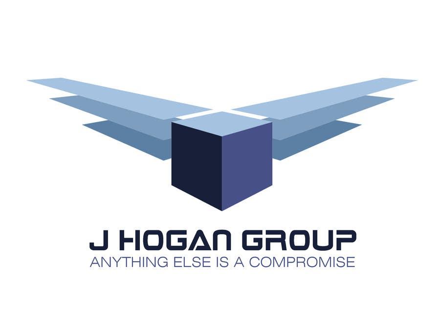 Proposition n°                                        42                                      du concours                                         J Hogan Group Logo