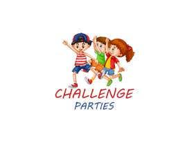 #10 untuk Challenge Parties Logo oleh rehanaakter895