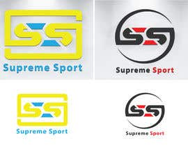 #142 for Design a Logo - Supreme Sport af alomgirbd001
