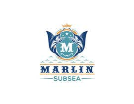 """#22 for Hi, we would like to have a Company Logo that includes the text """"Marlin Subsea"""" and a Marlin(the Fish). af Israk1996"""