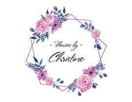 #82 dla Logo Design - Flowers by Christine przez Sr111