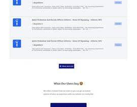 #27 for Need a Home Page Design/Look af poroshsua080