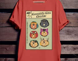 #34 cho Looking for Themed Comic T-Shirt Designs! bởi luchomt93