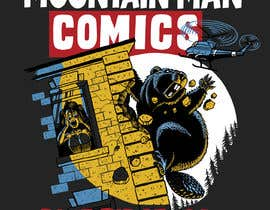 #26 for Looking for Themed Comic T-Shirt Designs! af fabianmarchal