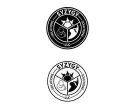 #260 for Syzygy Solutions Astrological Rustic Occult Logo Mission af zia161226