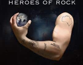"#1 para ""Heroes of Rock"" band image design por Howky"