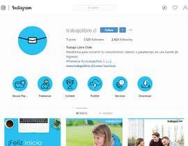 #7 для 1 format of Stories highlights + 1 format of Image of Instagram от revoneus