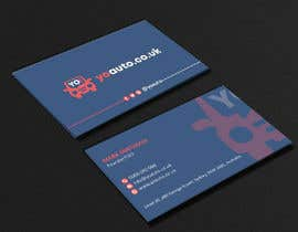 #507 for Business Card af Heartbd5
