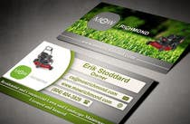 Bài tham dự #9 về Graphic Design cho cuộc thi Design some Business Cards for Lawn Care Business