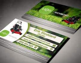 #12 cho Design some Business Cards for Lawn Care Business bởi AlexTV