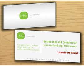 #5 cho Design some Business Cards for Lawn Care Business bởi valdezalejandro8