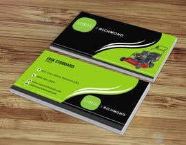 #2 cho Design some Business Cards for Lawn Care Business bởi ndesignsolution