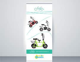 #17 for vertical banner for scooter by ashitsutradhar0