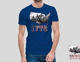 #36 for Design several t-shirts for a patriotic t-shirt company by sdshanto