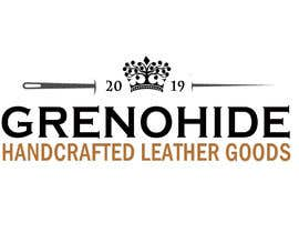 #75 for Vintage style logo for Leather craft hobby by cyberlenstudio