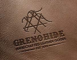 #55 untuk Vintage style logo for Leather craft hobby oleh gsamsuns045