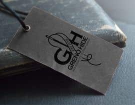 #71 untuk Vintage style logo for Leather craft hobby oleh studiopaua