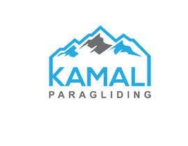 "#28 для Make a Logo for a Paraglidingcompany (School, Tandem, Traveling) NAMES: ""Kamali Paragliding"" от foysalzuben"