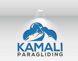 "#113 для Make a Logo for a Paraglidingcompany (School, Tandem, Traveling) NAMES: ""Kamali Paragliding"" от arafatrahaman629"