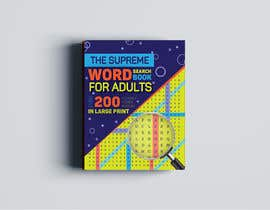 #55 for Supreme Word Search Book Cover by hristina1605