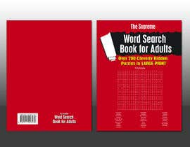 #10 for Supreme Word Search Book Cover by alam1984
