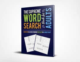 #50 for Supreme Word Search Book Cover by RiktaDesign