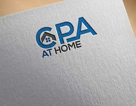 #1383 for CPA At Home Logo by moonstrar59