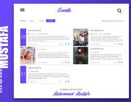 #4 untuk Design a Social Feed oleh SyedMustafaB