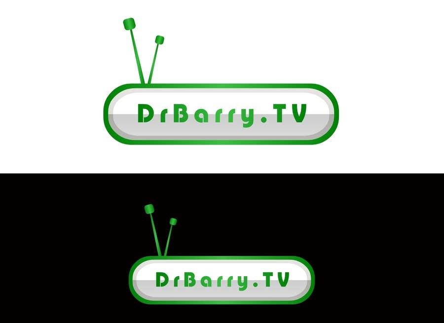 Inscrição nº 15 do Concurso para Logo Design for DrBarry.TV