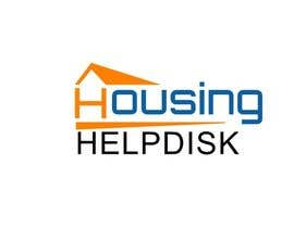 #19 untuk Ontwerp een Logo for our Housing Helpdesk oleh azaazkhan