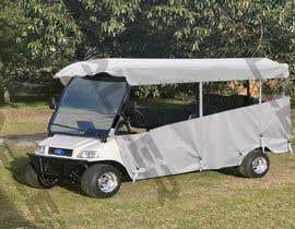 andrewsouza tarafından photoshop weather curtains on to long golf cart için no 8