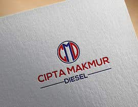 "#54 для Design Logo & Stationery ""CMD"" (Cipta Makmur Diesel) от romanmahmud"