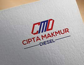 "#57 for Design Logo & Stationery ""CMD"" (Cipta Makmur Diesel) af romanmahmud"