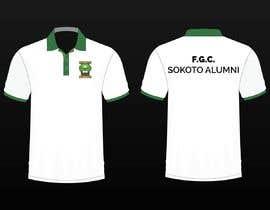 #20 for Design a Polo Shirt for my Alumni af peeyalrahman