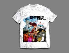 Nro 92 kilpailuun High quality Eye catching travel tshirt käyttäjältä RibonEliass