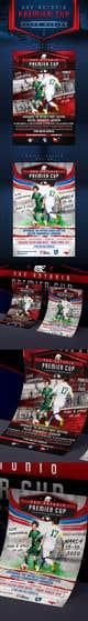 Imej kecil Penyertaan Peraduan #59 untuk Looking to have soccer tournament flyers done