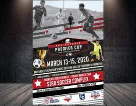 #54 untuk Looking to have soccer tournament flyers done oleh abdulwasim640